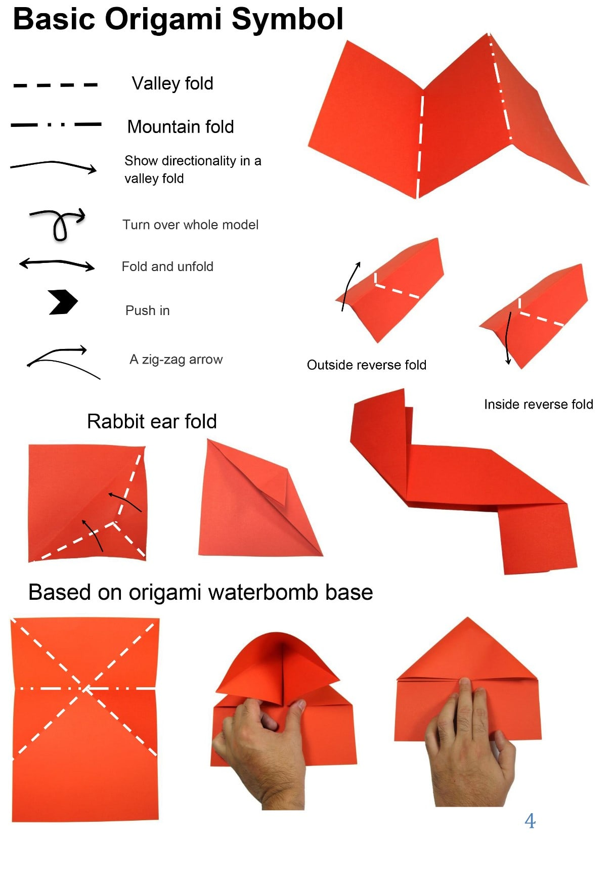 download free origami ebook by origamite